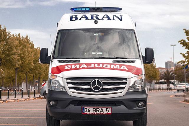 baran ambulans hakkımızda
