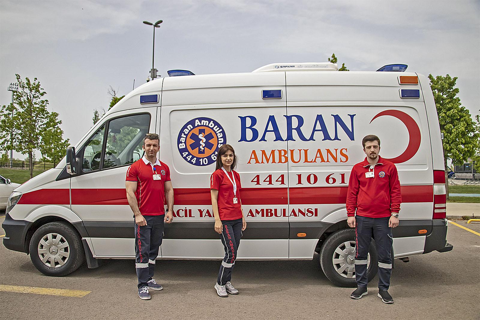 baran ambulans insan kaynakları