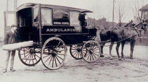 ambulans tarihi ve gelisimi - baran ambulans