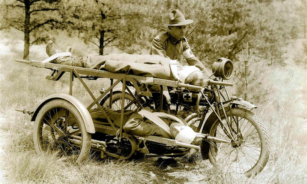 ambulans tarihi ve gelisimi